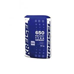 Mašininis gipsinis tinkas KREISEL 651, 30 kg