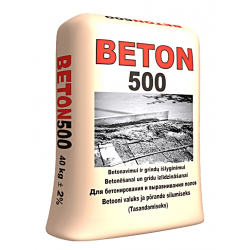Betonas Beton500/C25, 40 kg