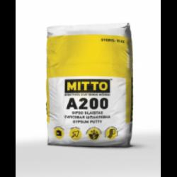 Gipso glaistas MITTO A200 (15 kg)