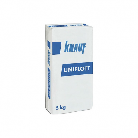 Glaistas siūlėms gipsinis Uniflott