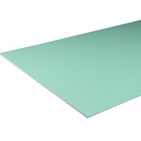 Gipskartonio plokštė impregnuota Green GKBI
